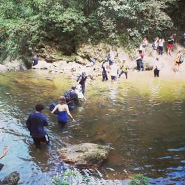 Trilha Ecológica – Cachoeira da Barragem